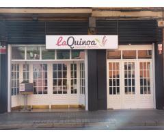 LaQuinoa - Restaurante Bio Vegetariano