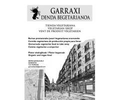 Garraxi - Tienda Vegan-friendly