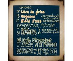 El Café Blueproject- Bar Vegetariano Bio