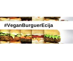 Vegan Burger Ecija
