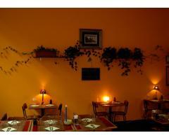 Damunt un cel de fil - Restaurante Vegetariano