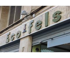 Eco-fels - Tienda de alimentación Bio Vegan-friendly