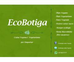 Ecobotiga - Comida Vegana Bio