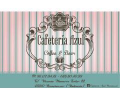 Azul - Cafetería Vegan-friendly