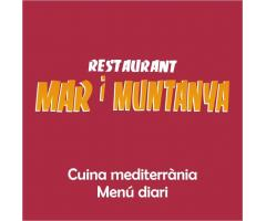 Mar i Muntanya - Restaurante Vegan-friendly