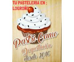 Pastricamo Degustación - Pastelería Vegan-friendly