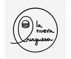 La nueva burguesa - Hamburguesería Vegan-friendly