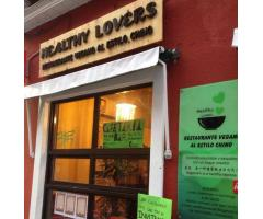 Healthy Lovers - Restaurante Vegano Asiático
