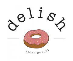 Delish Vegan - Donuts Veganos a domicilio