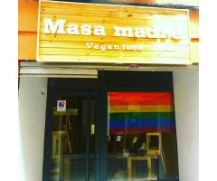 Masa Madre Vegan Food - Restaurante Vegano