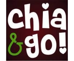 Chia & Go - Comida a Domicilio Vegana