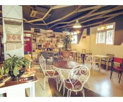 La Hierba Luisa - Restaurante Vegano