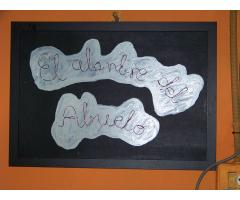 El Alambre del Abuelo - Restaurante Vegan-friendly