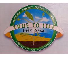 True to Life - Restaurante Vegetariano Bio