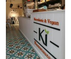 Ki Biorestaurant - Restaurante Vegano Bio Macrobiótico