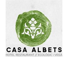 Casa Albets - Hotel Restaurante Vegano Bio