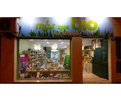 Más Que Bio - Tienda Alimentación y cosmética Vegan-friendly