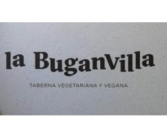 Taberna la Buganvilla - Vegetariano