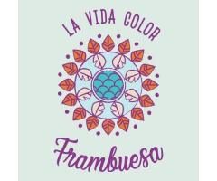 Refugio La Vida Color Frambuesa - Vegano