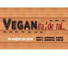 Veganita de tal - Tienda alimentación vegana