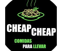 CheapCheap - Comida para llevar vegan-friendly