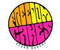 Freedom cakes - Pastelería vegana