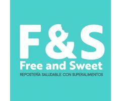 Free & Sweet - Pastelería Vegana Bio